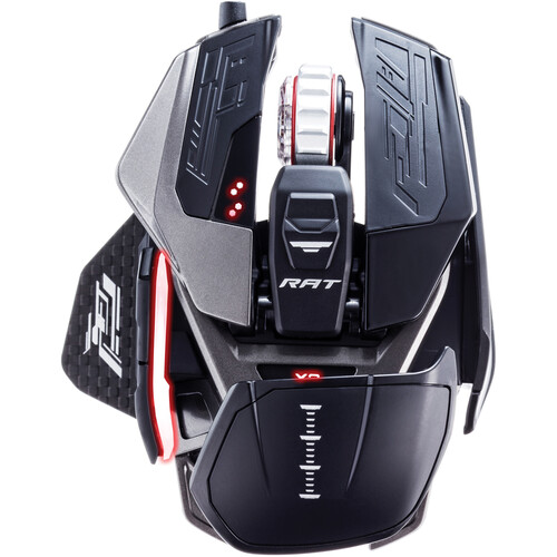 Verbatim Mad Catz R.A.T. PRO X3 Wired Gaming Mouse (Black)