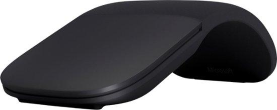 Microsoft - Arc Mouse - Black