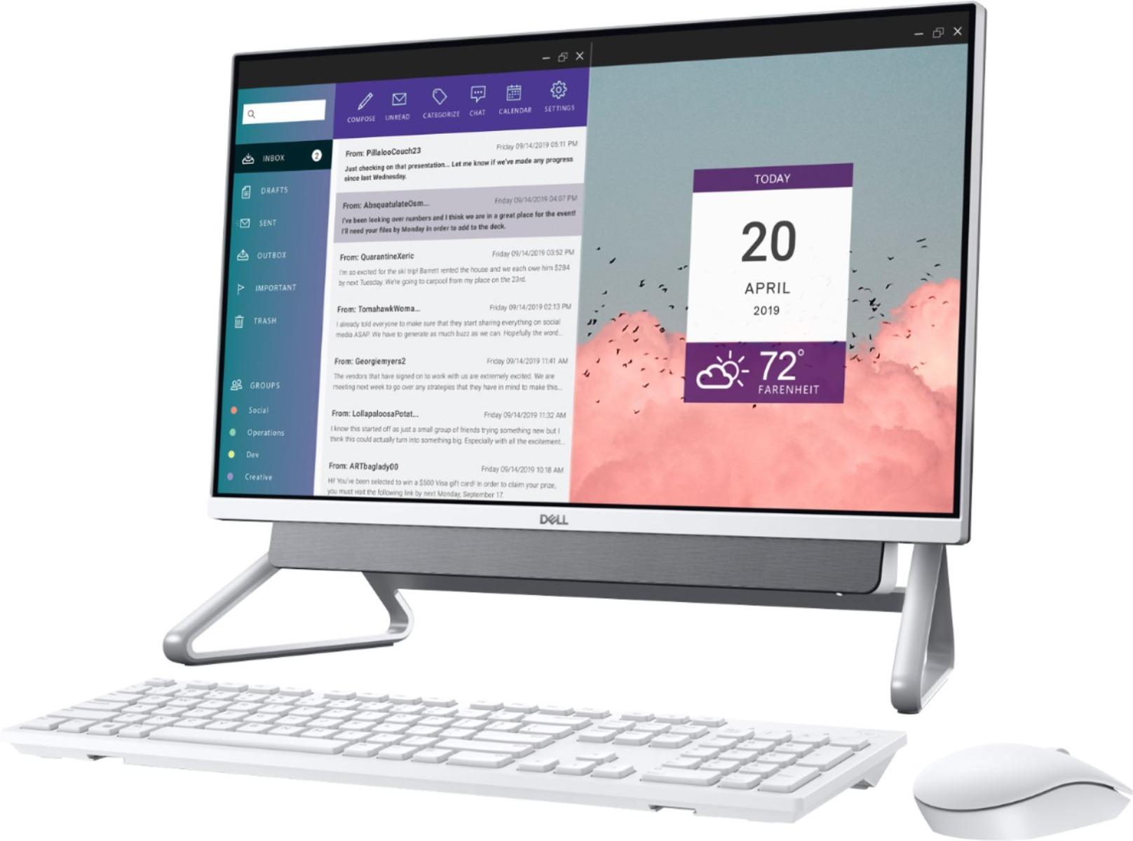 Dell - Inspiron 23.8
