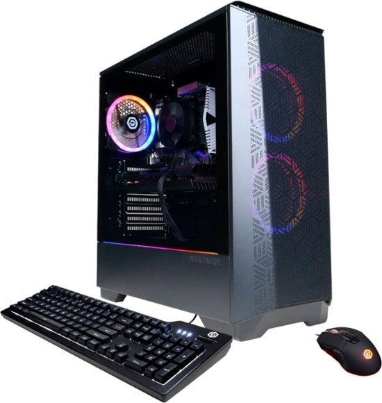 CyberPowerPC - Gamer Master Gaming Desktop