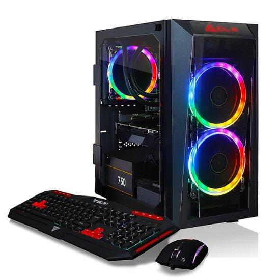 CLX SET Gaming Desktop - Intel Core i5 10400