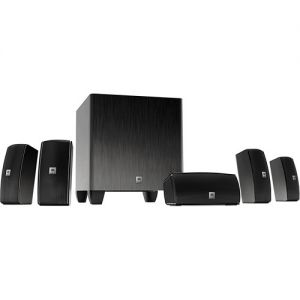 JBL Cinema 610 5.1-Channel Home Theater