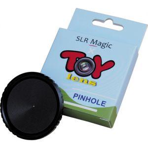 SLR Magic Toy Pinhole for Micro Four Thirds