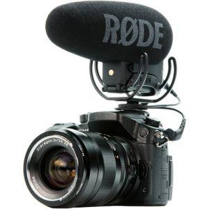 Rode VideoMic Pro+ Camera