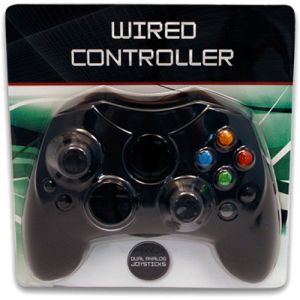 HYPERKIN Wired Xbox Controller (Black)