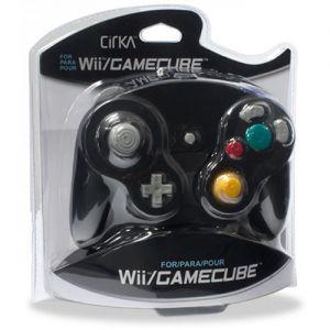 HYPERKIN CirKa Wii/GameCube Wired Controller (Black)
