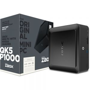 ZOTAC ZBOX QK5P1000 Mini Desktop Computer