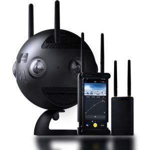 Insta360 Pro II Spherical VR 360 8K Camera with FarSight Monitoring