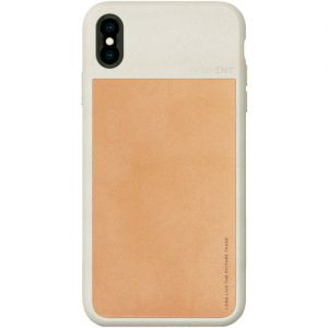 Moment Photo Case for the iPhone XS Max (Tan Leather)