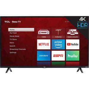 "TCL 4-Series S425 75"" Class HDR 4K UHD Smart LED TV"