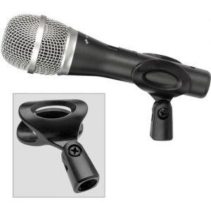 Polsen M-85 Professional Dynamic Handheld Microphone (Dark Gray)