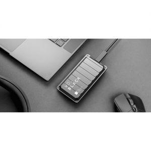 WD 2TB WD_BLACK P50 Game Drive SSD