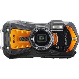 Ricoh WG-70 Digital Camera (Orange)
