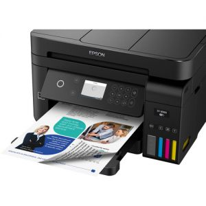 Epson WorkForce ST-3000 Color MFP Supertank Printer