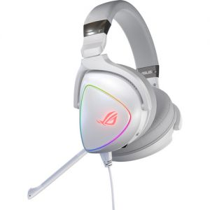 ASUS Republic of Gamers Delta Gaming Headset (White)