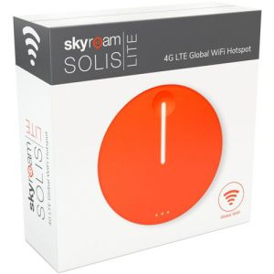 Skyroam Solis Lite 4G LTE Global Wi-Fi Hotspot