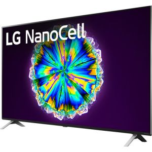 "LG NANO85 75"" Class HDR 4K UHD Smart NanoCell IPS LED TV"