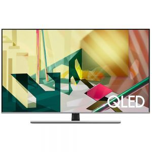"Samsung Q70T 55"" Class HDR 4K UHD Smart Multisystem QLED TV"