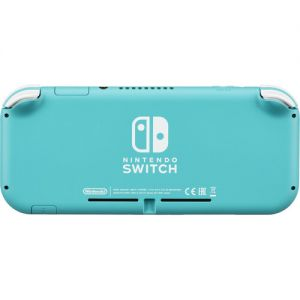 Nintendo Switch Lite Kit with Power Adapter (Turquoise, EU)