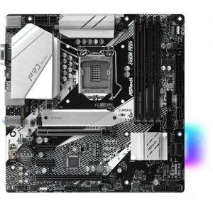 ASRock Z490M Pro4 S1200 Z490 DDR4 Max128GB