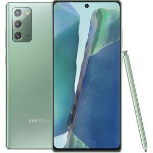 Samsung Galaxy Note 20 N980F Dual-SIM 256GB Smartphone (Unlocked, Mystic Green