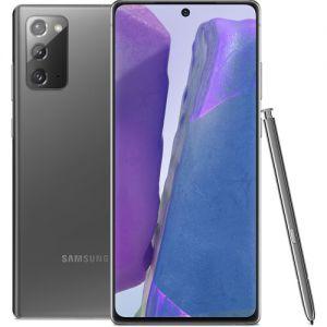Samsung Galaxy Note 20 N980F Dual-SIM 256GB Smartphone (Unlocked, Mystic Gray
