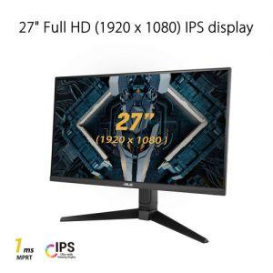 "ASUS TUF Gaming VG279QL1A 27"" 16:9 165 Hz FreeSync / G-SYNC HDR IPS Gaming Monitor"