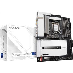 Gigabyte Z590 VISION D LGA 1200 ATX Motherboard