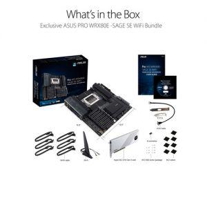 ASUS Pro WS WRX80E-Sage SE WIFI sWRX8 E-ATX Motherboard