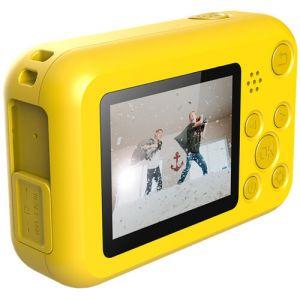 SJCAM FunCam Action Cam for Kids (Yellow)