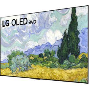 """LG G1PUA 77"""" Class HDR 4K UHD Smart OLED TV"""