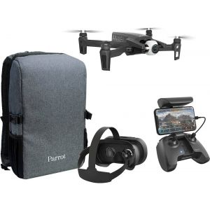 Parrot - ANAFI FPV Drone with Skycontroller - Dark Gray