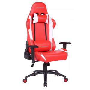 2D Agility PC Gaming Chair Red/Black - X Rocker