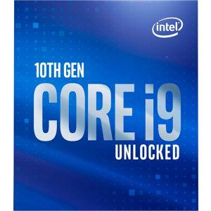 Intel - Core i9-10850K Desktop Processor - 10 Cores up to 5.2 GHz Unlocked LGA1200 - Intel 400 Series chipset 125W
