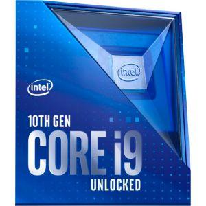 Intel - Core i9-10900K 10th Generation 10-core - 20-Thread - 3.7 GHz (5.3 GHz Turbo) Socket LGA1200 Unlocked Desktop Processor