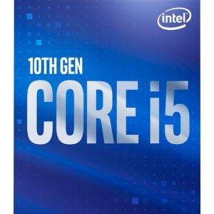 Intel - Core i5-10400 10th Generation 6-Core - 12-Thread - 2.9 GHz (4.3 GHz Turbo) Socket LGA1200 Locked Desktop Processor