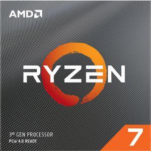 AMD - Ryzen 7 3700X 3rd Generation 8-Core - 16-Thread 3.6 GHz (4.4 GHz Max Boost) Socket AM4 Unlocked Desktop Processor