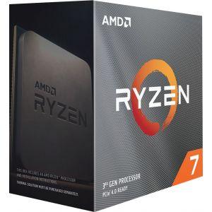 AMD - Ryzen 7 3800XT 3rd Gen 8-core, 16-Threads Unlocked Desktop Processor Without Cooler