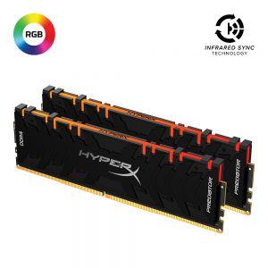 HyperX Predator HX432C16PB3AK2/32 32GB Kit (2 x 16GB) 3200MHz DDR4 DIMM Desktop Memory Kit RGB