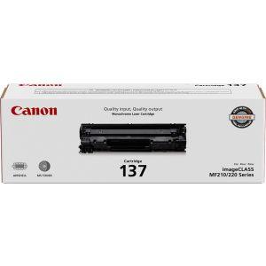 Canon - 137 Toner - Black
