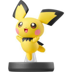 Nintendo - amiibo - Super Smash Bros. - Pichu
