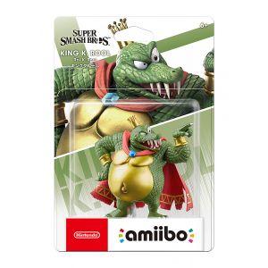 Nintendo - amiibo Figure (King K. Rool)