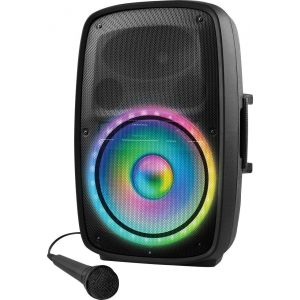 ION Audio - Total PA Glow - High Power Bluetooth PA System with Lights