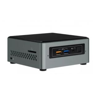 Intel Desktop PC NUC Kit BOXNUC6CAYSAJ Celeron J3455 (1.5 GHz) No Memory 32 GB eMMC Intel HD Graphics 500 Windows 10 Home
