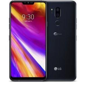 LG G7 Thin 64GB - Aurora Black - Verizon