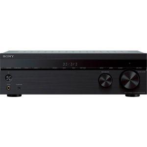 Sony - 725W 5.2-Ch. Hi-Res 4K Ultra HD A/V Home Theater Receiver - Black