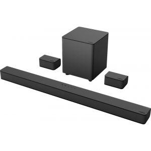 VIZIO 5.1 Channel Sound Bar System with Wireless Subwoofer - Black