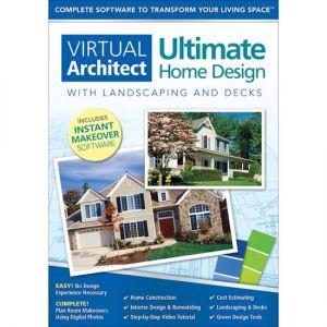 Nova - Virtual Architect Ultimate Home Design - Windows [Digital