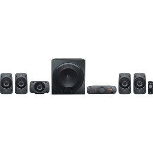 Logitech - 5.1 500 W Speaker System - iPod Supported - Multi