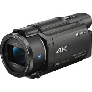 Package - Sony - Handycam AX53 4K Flash Memory